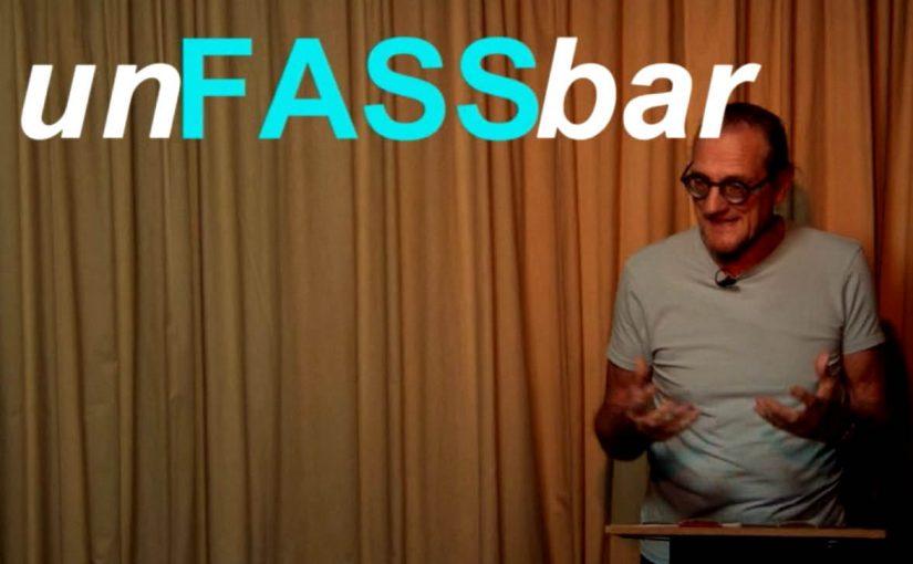 Joe Fass ließt unFASSbar