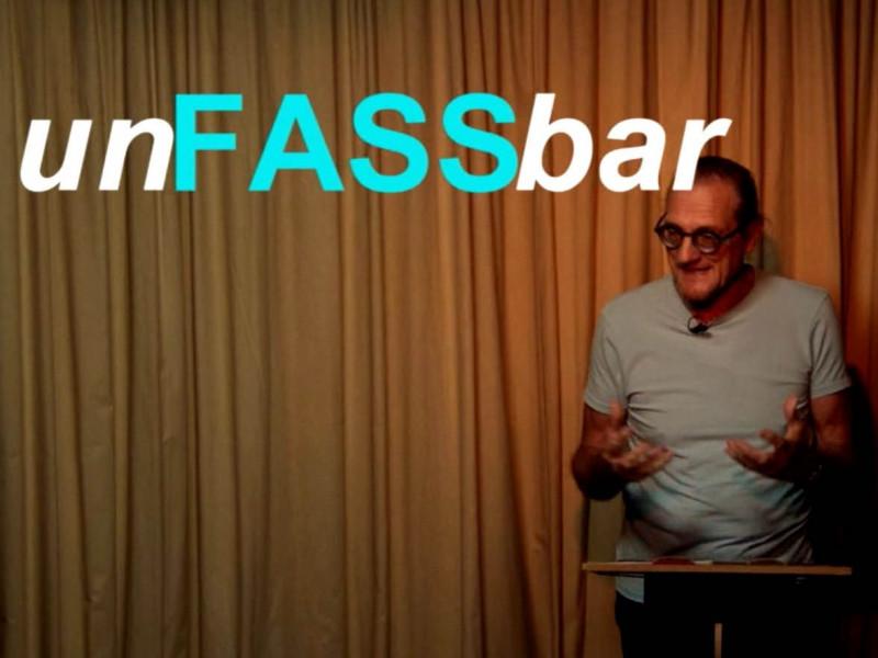 """Lesung Joe Fass aus """"Unfassbar"""""""