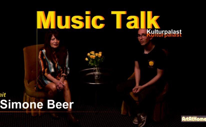 Kulturpalast Musiktalk: Marco Benduch